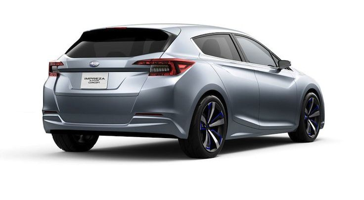 Introducing the Impreza 5-door Concept-> http://ow.ly/X4ELe  What do you think? #Subaru #auto #news #concepts #buyatpremier
