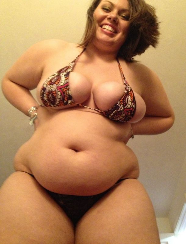 Girls chubby sex belly