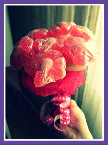 Bouquet de llaminadures