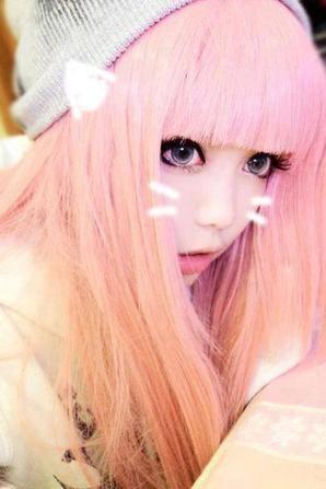 Pastel goth cute -ω-
