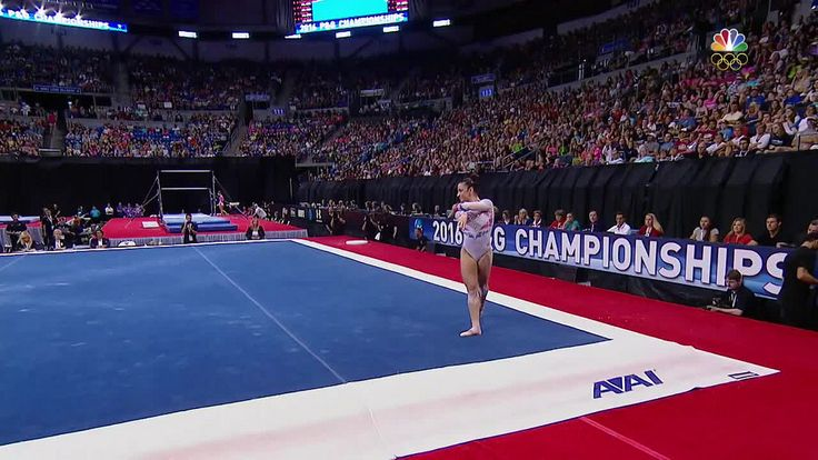 Rio Olympic Games - June 2016 - USA Gymnastics National Championships      - Rio USA All Around Team Gold Medalists Training in US – How to Beat The Rival in Brasil - Agência Brasil - Aly Raisman -  MUST READ THE ARTICLE UNDER THIS VIDEO