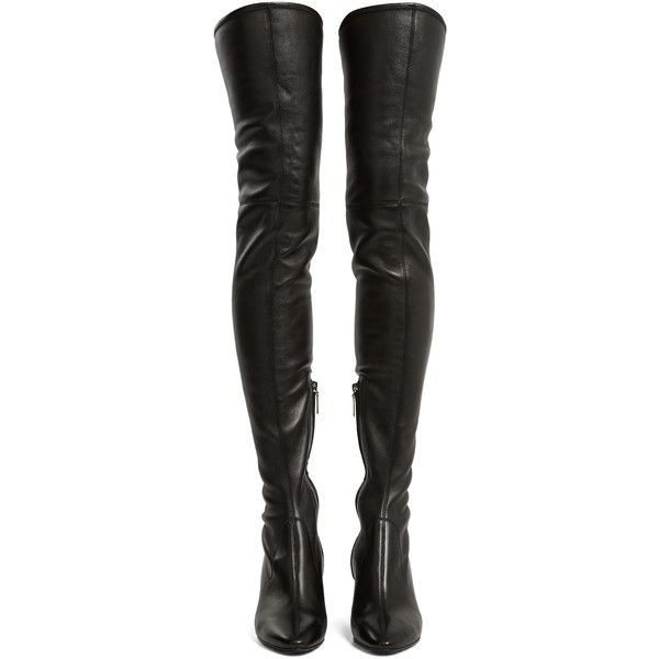 3c6be54591e Saint Laurent Loulou over-the-knee leather boots ( 1