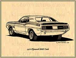 Best Muscle Car Art Images On Pinterest American Muscle Cars