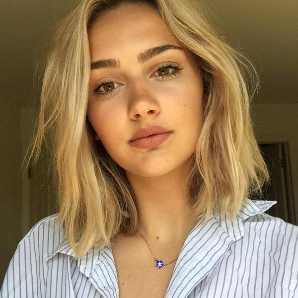 suede brooks hair short - Google Search