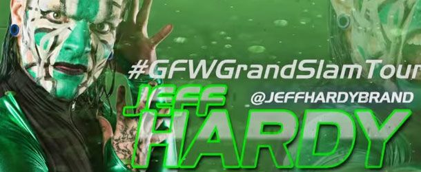 Jeff Hardy Appearing for Global Force Wrestling