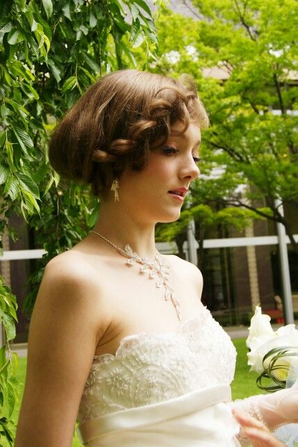 Hair_weddingdress from Yahoo