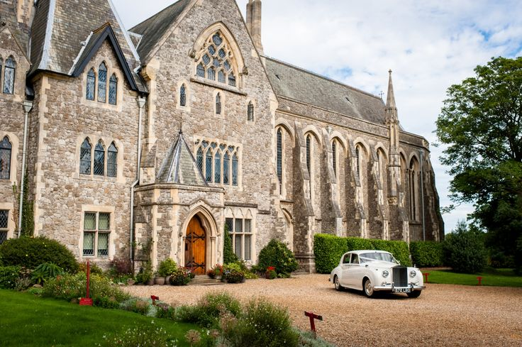St Edmunds School, Canterbury, Kent can be used as your wedding venue if you have attended the school.