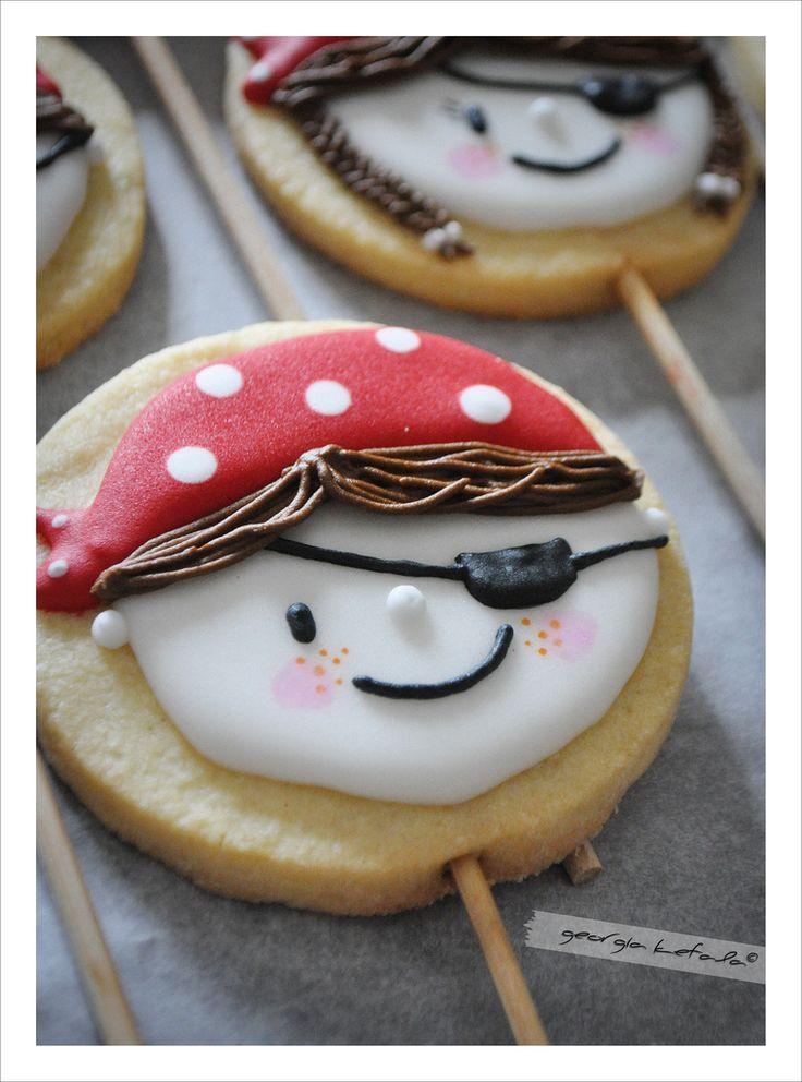 Μπισκότο Πειρατής.