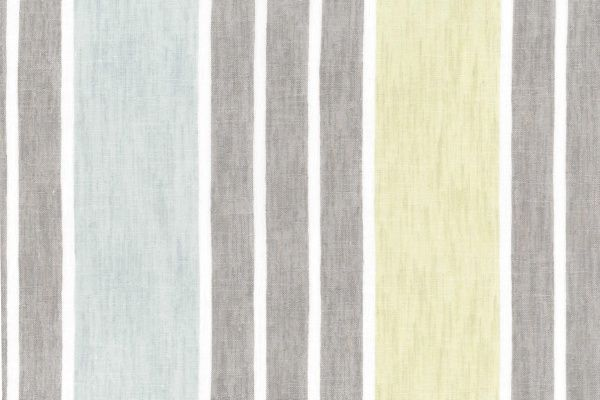 Stella Meadow 100% Polyester 300cm drop Vertical Stripe