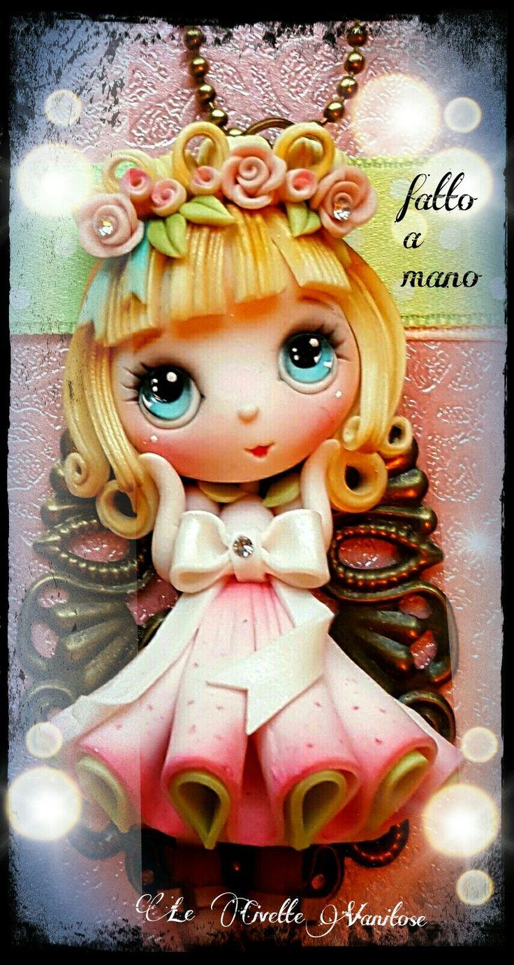 Doll polymer clay                                                                                                                                                                                 Más