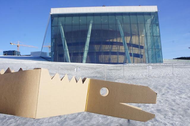 Operahuset (Oslo Opera House) Oslo, Norway