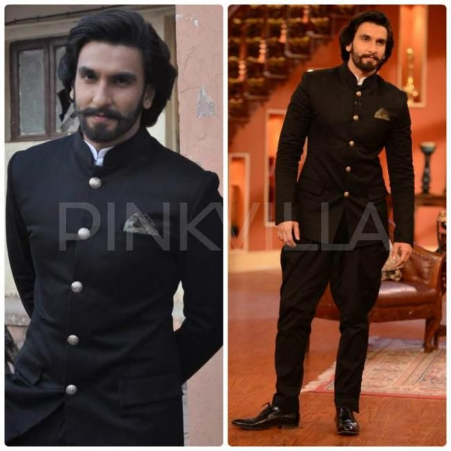 Ranveer Singh in Sabyasachi: YaY or NaY? | PINKVILLA