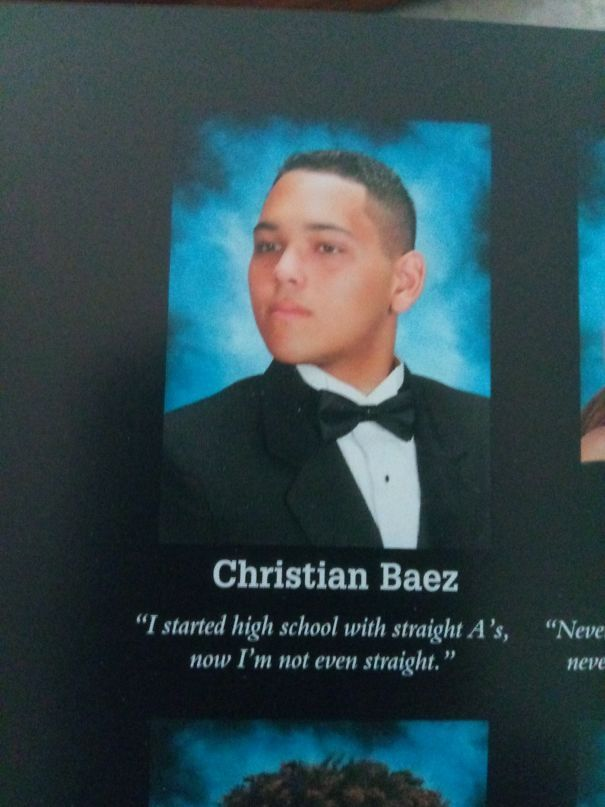 Funniest Year Book Quotes That Will Crack You Up