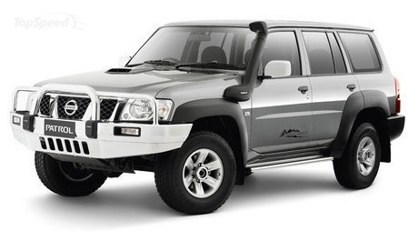 Nissan Patrol...will you be ready when the Zombies come?