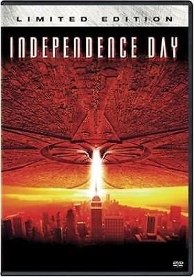 Independence Day  DVD Will Smith, Bill Pullman, Jeff Goldblum, Mary McDonnell, J