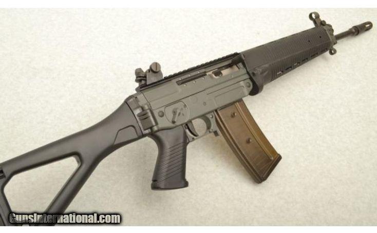 Sig Sauer Model 551A1 5.56 NATO Folding Stock