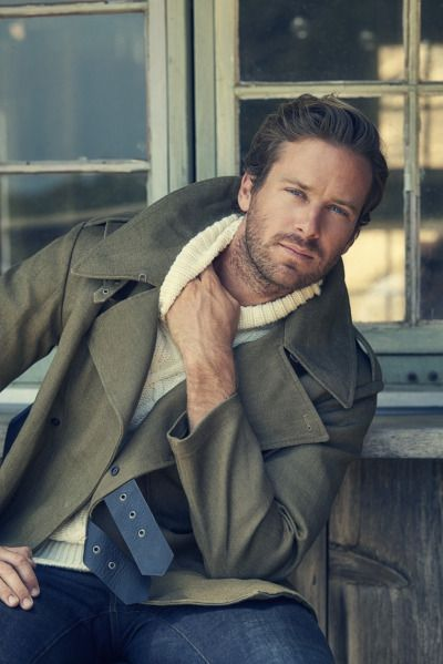 Armie Hammer Time
