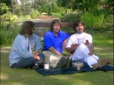1994 THROWBACK: The Beatles REUNION at Friar Park(George Harrisons House) #news #alternativenews