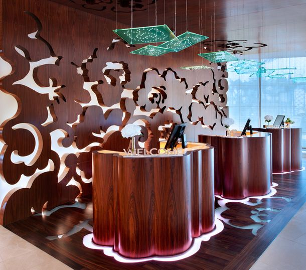 Отель W в Сингапуре