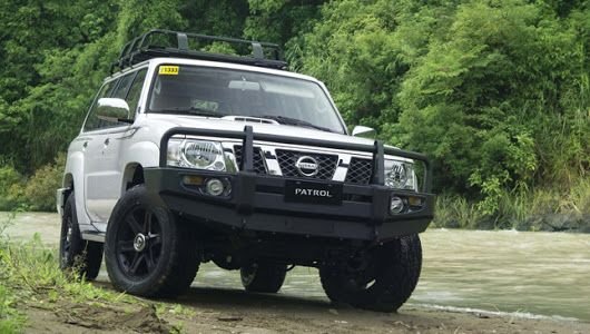 Nissan ends Patrol Super Safari production with 'Legend Edition'