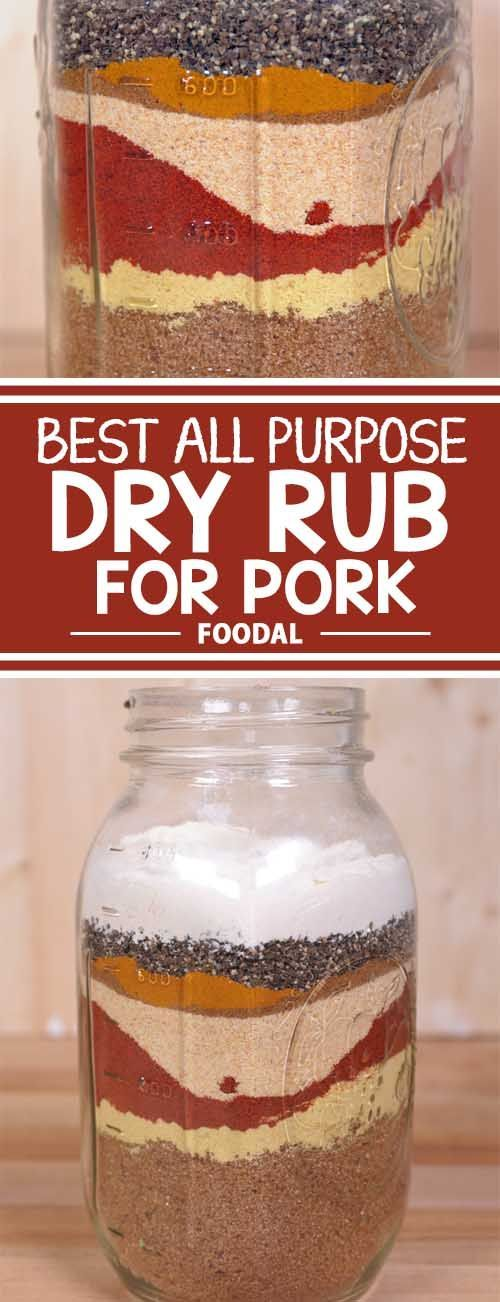 Do love the taste of smoked and grilled pork? But yours always turns out dry? The secret to juicy and meaty ribs and Boston butts lies in the perfect dry rub. Get our recipe now!