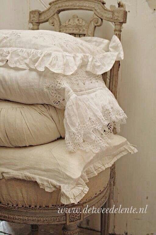 Gorgeous, Vintage Linens~❥