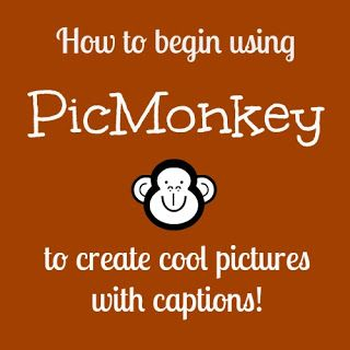 The Patriotic Pam...: PicMonkey Tutorial for Beginners