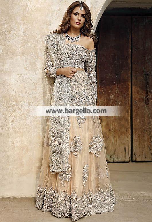 Bollywood bridal wear