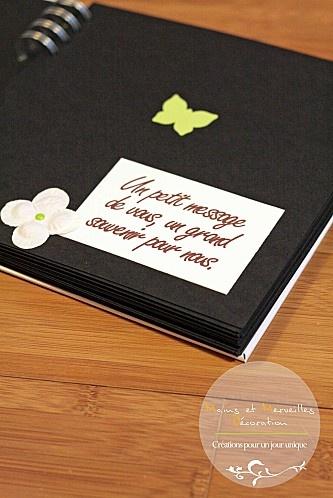 Les 25 meilleures id es de la cat gorie livre d 39 or mariage for Decoration 40 ans de mariage
