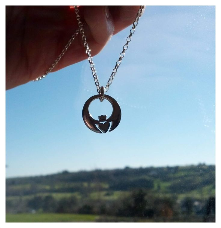 Love, Loyalty, Friendship by Claddagh Design | Free Worldwide Shipping | Claddagh Necklace | Pendant | Handcrafted Claddagh Jewelry made in Ireland | Visit our Store @ claddaghdesign.com