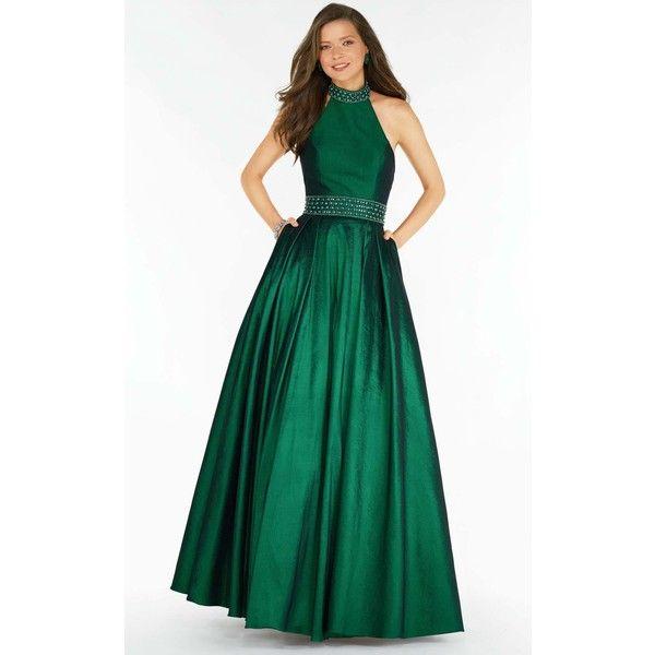 Best 25+ Emerald green evening gown ideas on Pinterest ...
