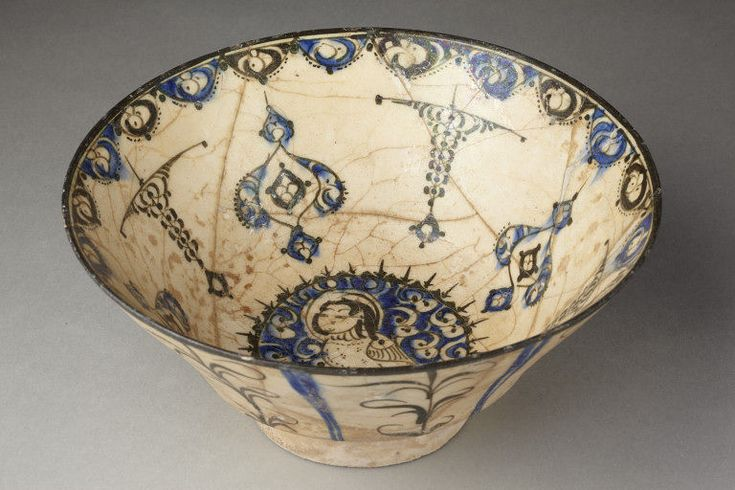 Bowl      Place of origin:      Iran (made)     Date:      early 13th century (made)     Artist/Maker:      Unknown (production) ...
