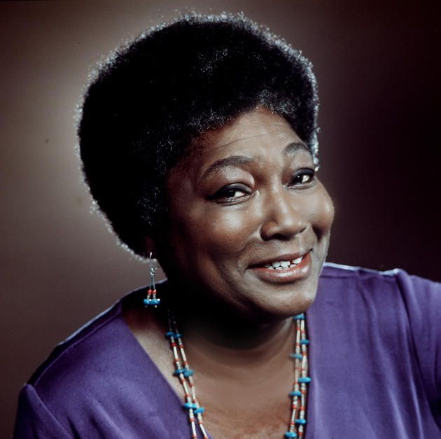 1979 - ESTHER ROLLE - ENTERTAINMENT - First African-American and first person to win the Emmy Award 'Best Supporting Actress in a Miniseries...
