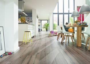 Nová podlaha pro vaši zdravou domácnost