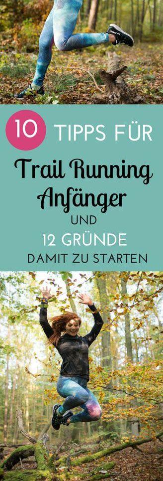 Trail Running für Anfänger – 10 Tipps für den optimalen Einstieg – Medi Idea