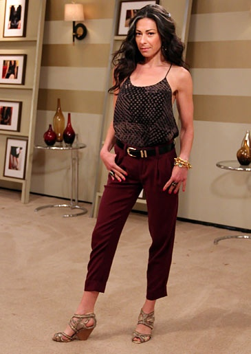 Stacy London Fashion Lookbook What Not To Wear Tlc My