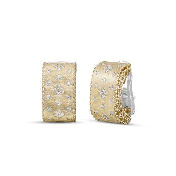 Princess earrings.