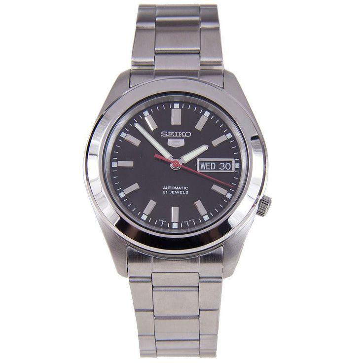 Chronograph-Divers.com - Seiko 5 Automatic Mens Watch SNKM65K1 SNKM65, S$89.77 (http://www.chronograph-divers.com/seiko-5-automatic-snkm65k1)