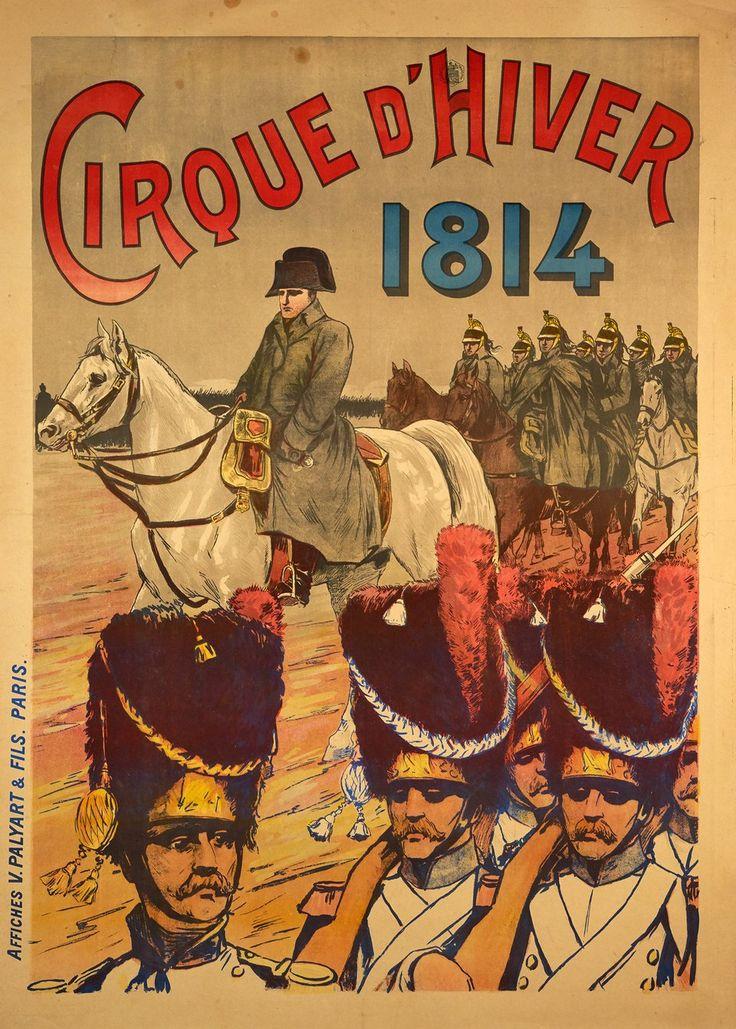 Cirque d'Hiver 1814. ANONYME (1900 circa)