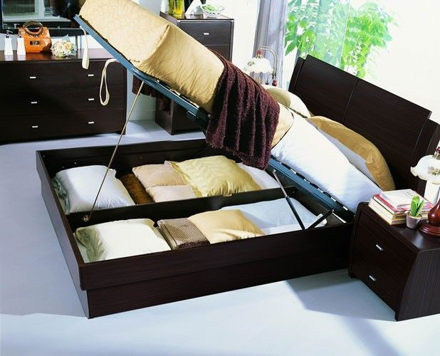 Palermo3 1 A Bed With Underneath Drawers Offers