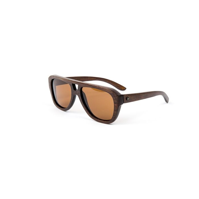 Brown Ocean Sunglasses