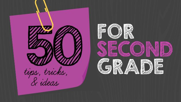 Get inspired with these 50 fresh ideas for teaching second grade!