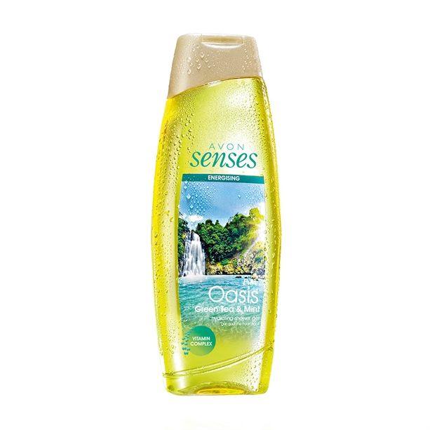 Avon Hydratační sprchový gel Cooling Oasis