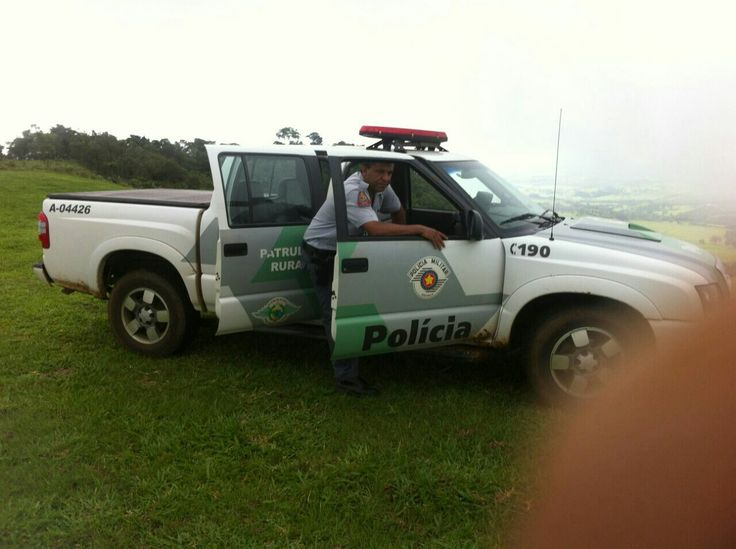 Policia Ambiental de Ribeirao Preto ...São   Paulo