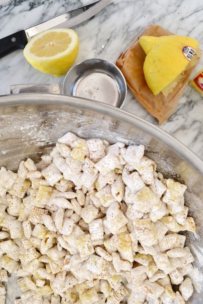 Lemonade Chex Recipe Lemonade