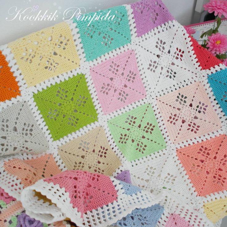 66 besten Crochet Bilder auf Pinterest | Häkeln, Häkeldecken und ...