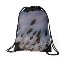 In the Wind Drawstring Bag