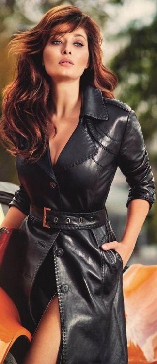 Leather Coat Porn Pictures - Pics Porn-2952