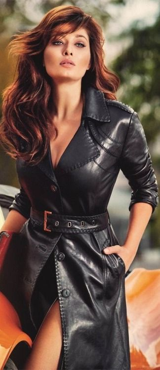 Women In Leather Porn 117