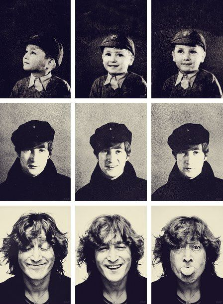 """""""When I was 5 years old, my mother always told me that happiness was the key to life. When I went to school, they asked me what I wanted to be when I grew up. I wrote down 'happy'. They told me I didn't understand the assignment, and I told them they didn't understand life."""" ― John Lennon"""